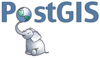 LOGO DESIGN, CREATION AND MANAGEMENT OF GEOGRAPHIC DATABASES COURSE WITH POSTGIS